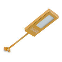 ALLTOP modern solar pir wall light series for street lighting-1