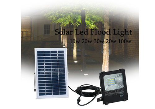 ALLTOP -Find Solar Floodlight Solar Flood Light Kit From Alltop Lighting-5