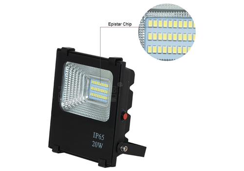 ALLTOP square best solar flood lights custom for stadium-7