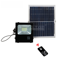 rechargeable most powerful solar flood light company for stadium-3