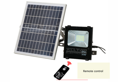 rechargeable most powerful solar flood light company for stadium-12