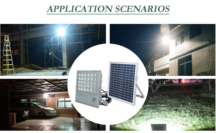 rechargeable solar sensor flood lights suppliers for spotlight