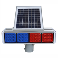 ALLTOP -Best Solar Traffic Signal Portable 30w 36w Waterproof Double-side Solar