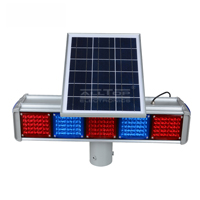 ALLTOP -Best Solar Traffic Signal Portable 30w 36w Waterproof Double-side Solar-1