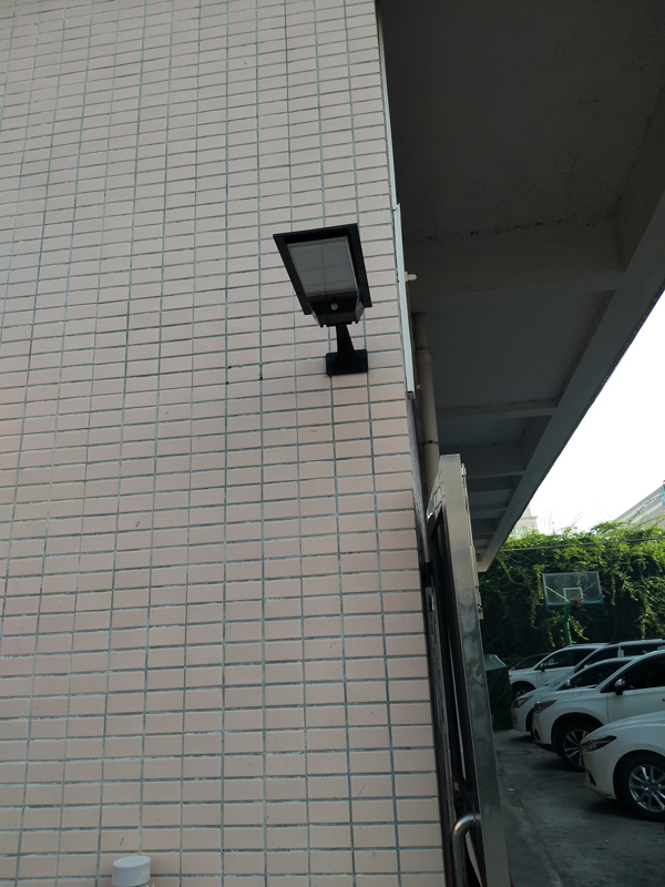 solar pir wall light portable for concert ALLTOP-13