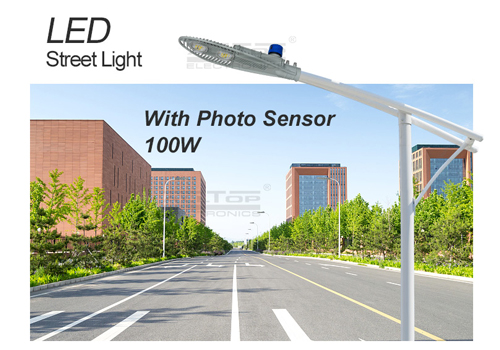 ALLTOP 25w led street light manufacturer for park-4