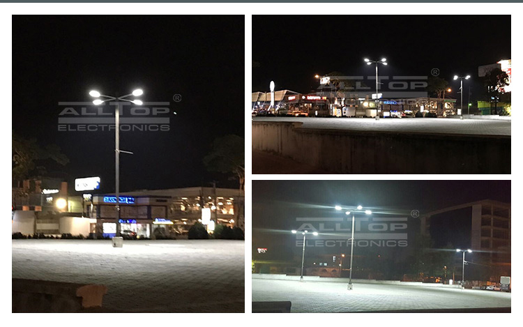 ALLTOP -Commercial High Lumen Aluminum 50w 100w 150w Led Street Lights-12