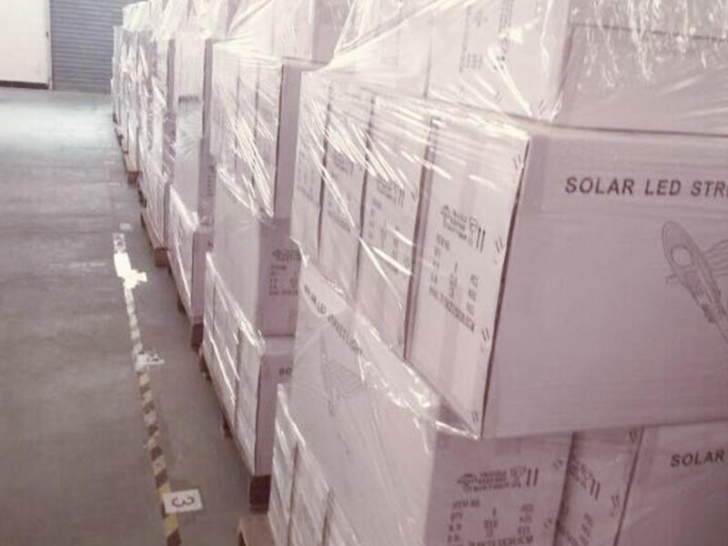 aluminum alloy solar powered street lights factory factory for lamp