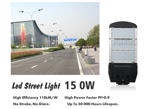 ALLTOP -100w High Quality Led Automatic Street Light Luminary Manufacturers-3