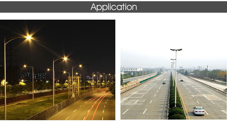 commercial 25w led street light manufacturer for park