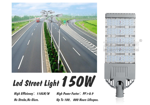ALLTOP -90w Led Street Light, High Lumen Outdoor Waterproof Ip65 150w Led Street-7