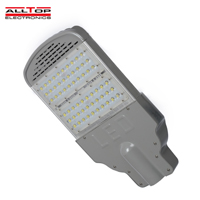 cost of led street lights die-casting for facility ALLTOP-2