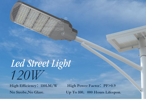 cost of led street lights die-casting for facility ALLTOP-6