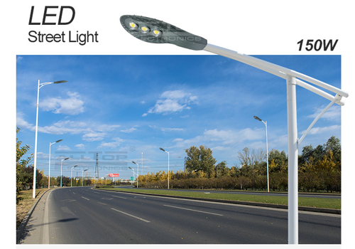 ALLTOP -Commercial High Lumen Aluminum 50w 100w 150w Led Street Lights-3