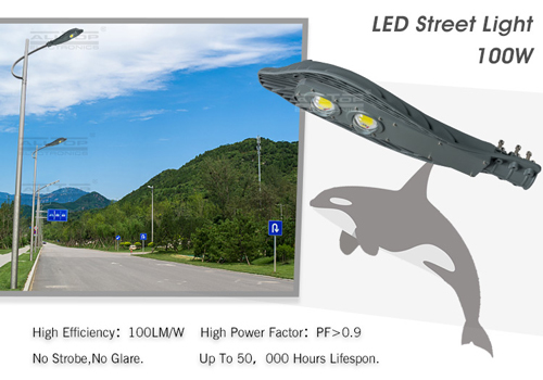 automatic 80w led street light supplier for workshop-4