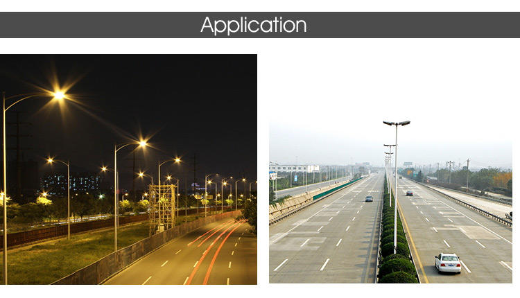 automatic 80w led street light supplier for workshop