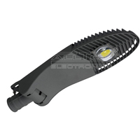 ALLTOP -50w Led Street Light 50w 100w Super Bright High Power Aluminum Cob Solar
