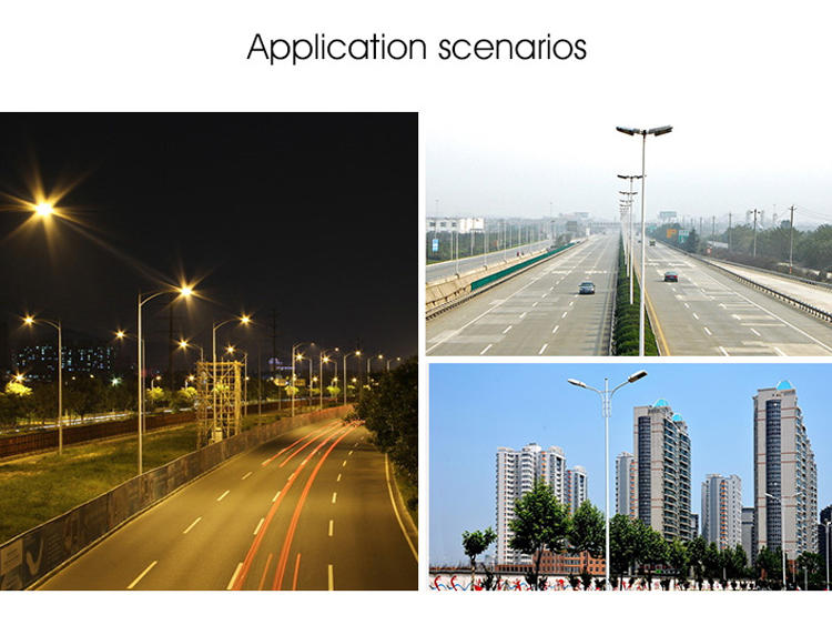 outdoor led street light manufacturer for high road ALLTOP