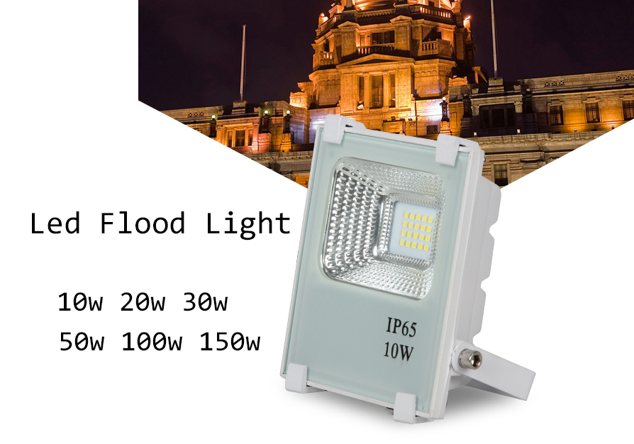 high-end 30 watt led flood light bulb series for warehouse-7