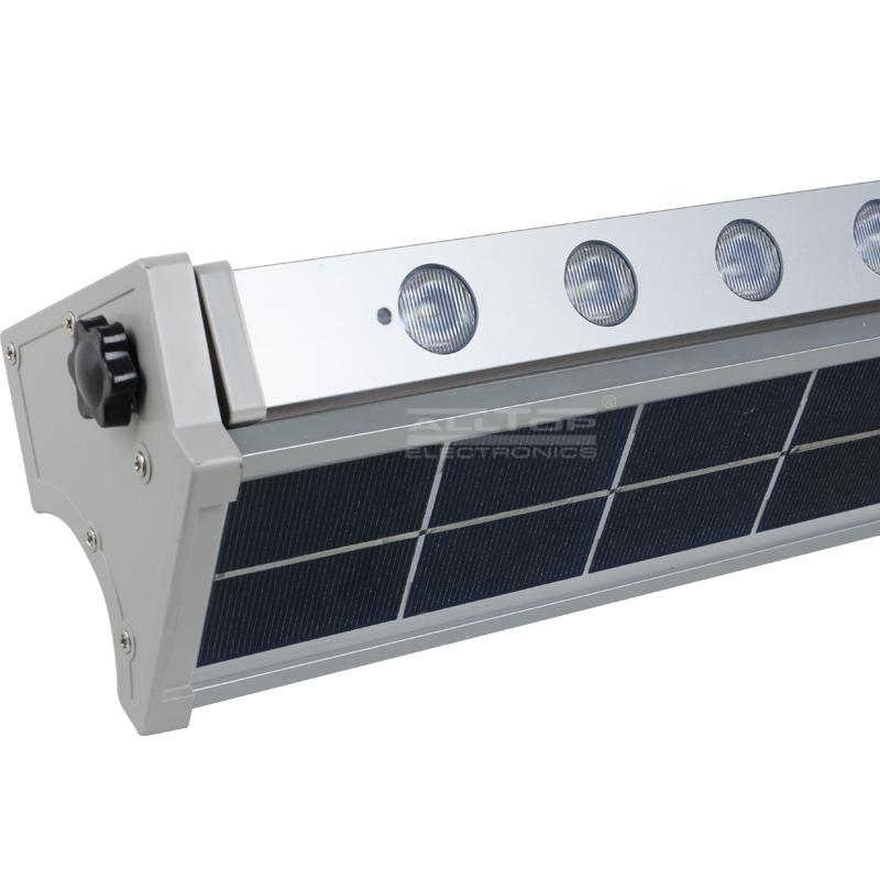 ALLTOP -High Quality Outdoor Ip65 Aluminum Solar Led Wall Washer Light 10 Watt-1