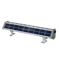 ALLTOP -Solar Led Wall Pack Outdoor Ip65 Aluminum Solar Wall Lights