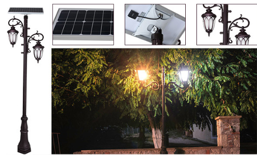 ALLTOP -Solar Street Light Information-solar Lighting And Their Pros And Cons