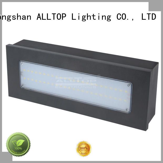 popular led wall light super light for garden ALLTOP