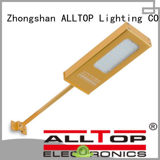 ALLTOP Brand garden lamp solar wall lamp outdoor bulb supplier