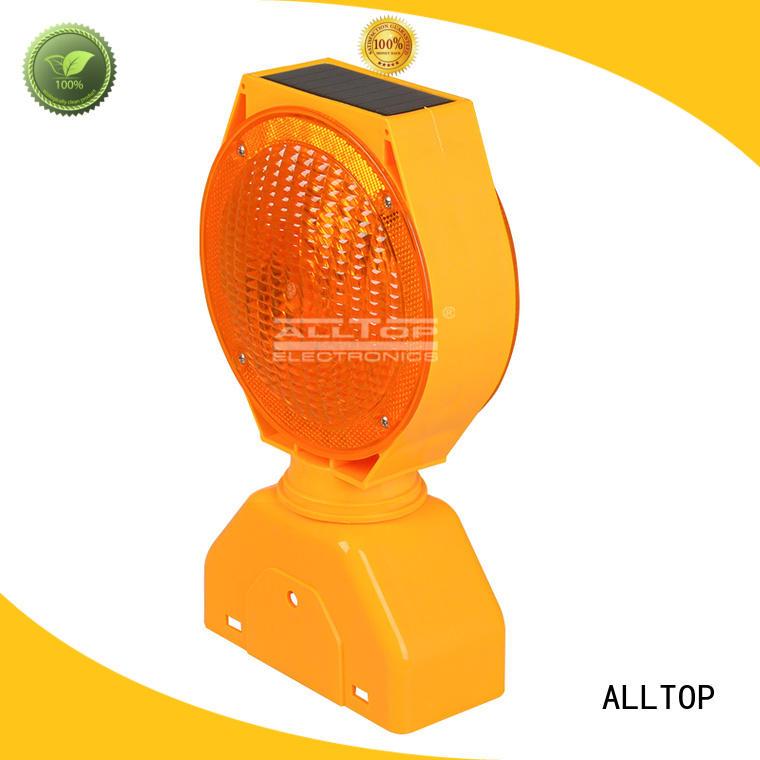 solar traffic solar powered traffic lights light power ALLTOP Brand