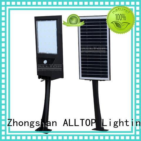 ALLTOP Brand saving lamp garden solar wall lantern manufacture