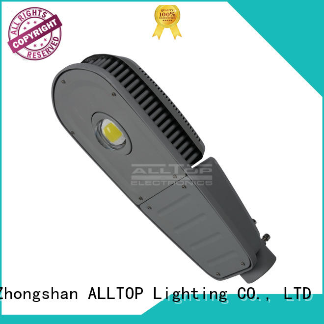 ALLTOP automatic 80w led street light outdoor for high road