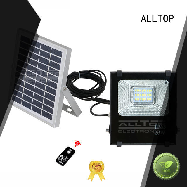 solar flood lamp modern for stadium ALLTOP