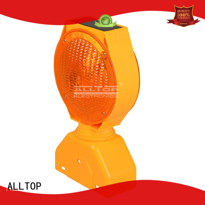 Wholesale led solar powered traffic lights ALLTOP Brand
