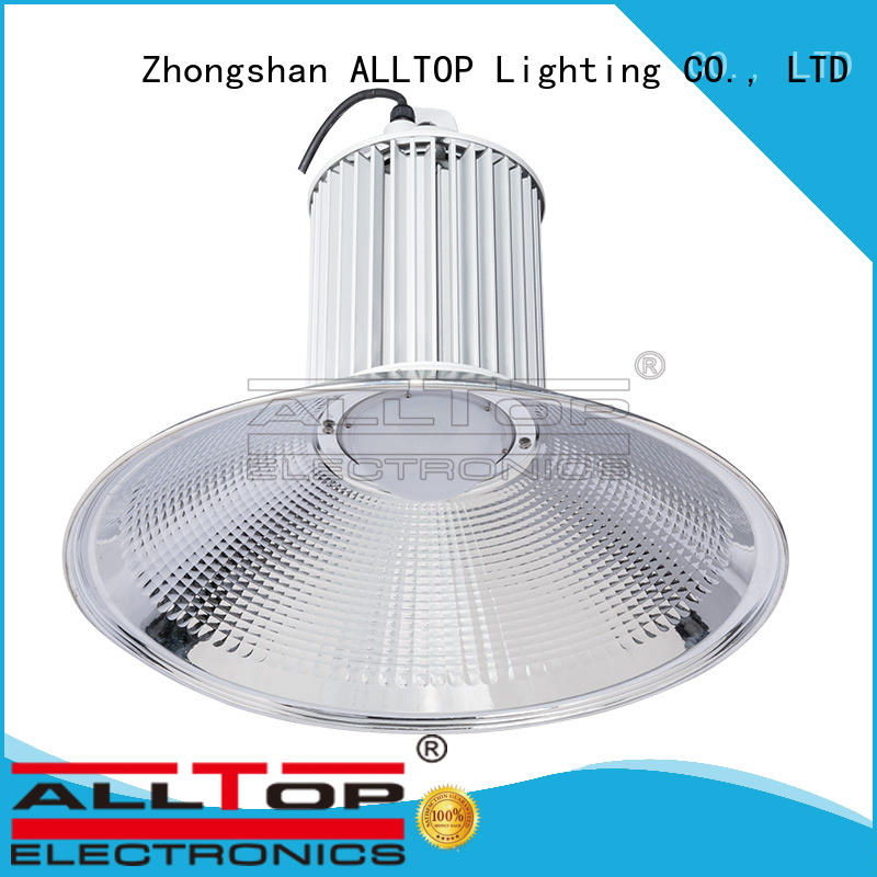 ALLTOP factory price 200w led high bay factory for outdoor lighting