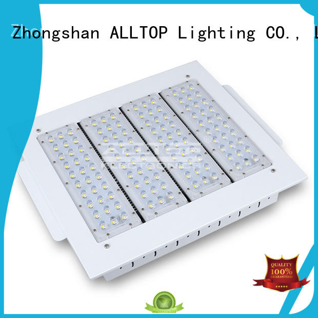 ALLTOP top brand led canopy gas for camping