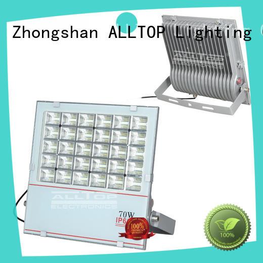 ALLTOP high quality solar flood lights OEM for spotlight