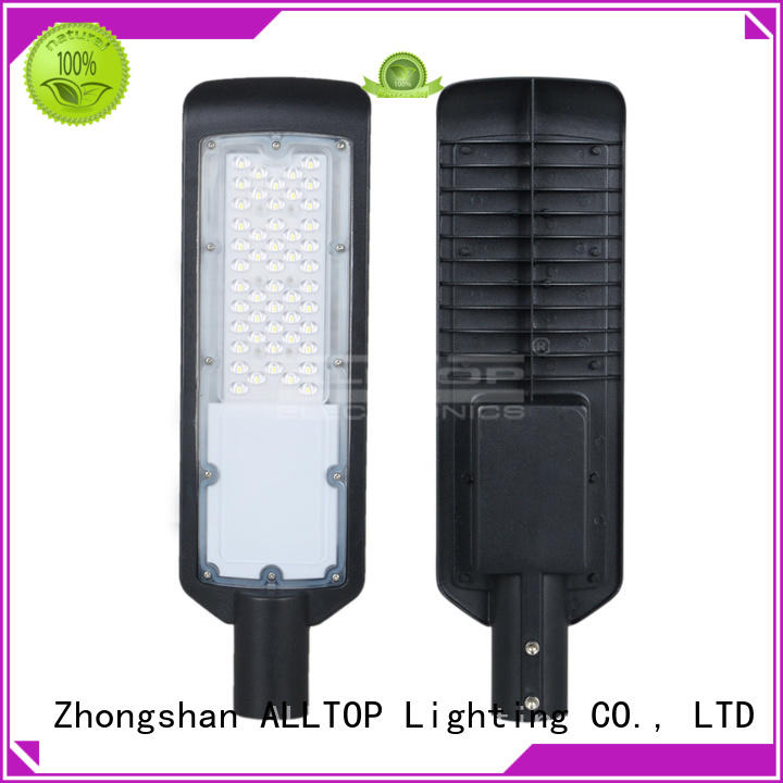 factory price 50w led street light price for wholesale ALLTOP