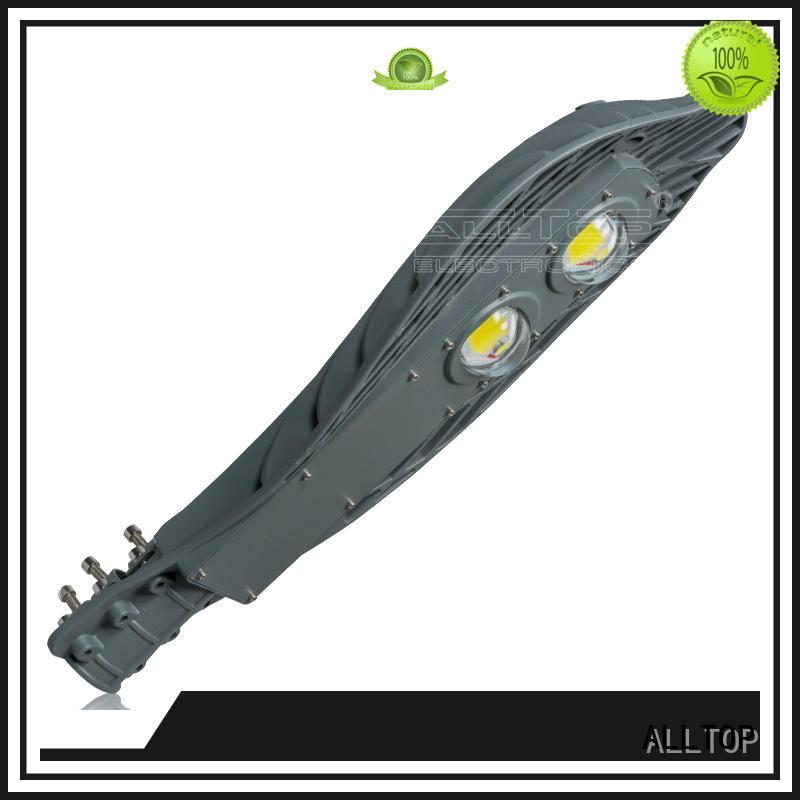 solar sensor lamp OEM led street ALLTOP