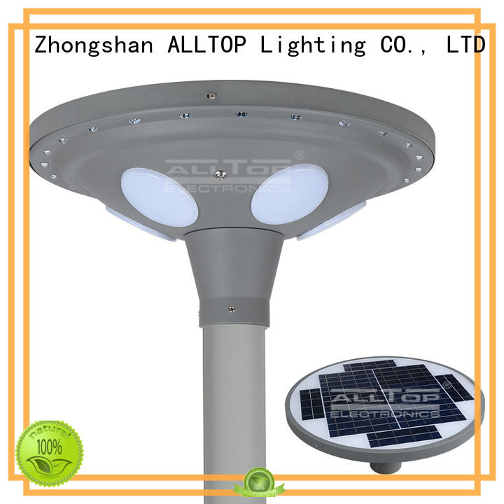 Hot solar pillar lights pillar ALLTOP Brand