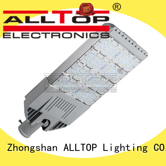 ALLTOP automatic 60 watt led street light supplier for high road