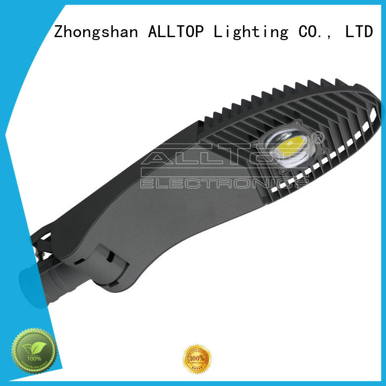 ALLTOP die-casting led street light supplier for high road