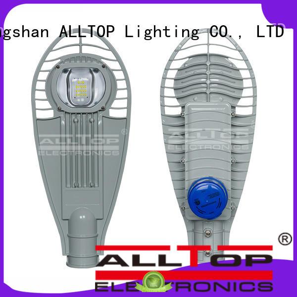 led street light pole die-casting for lamp ALLTOP