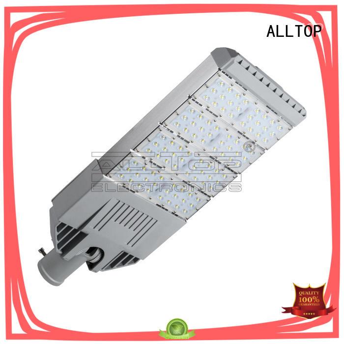 ALLTOP automatic 45 watt led street light free sample for park