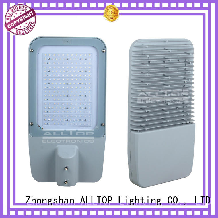 ALLTOP die-casting led street light price supplier for workshop