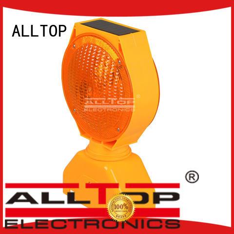Wholesale doubleside solar traffic light ALLTOP Brand