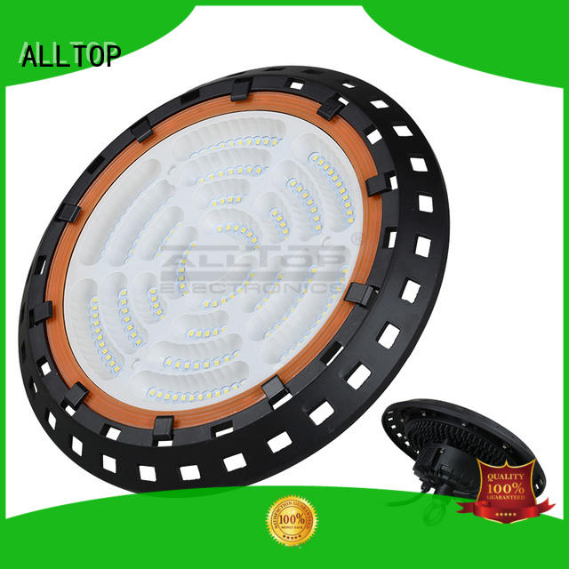 light brightness industrial led high bay lamp waterproof ALLTOP