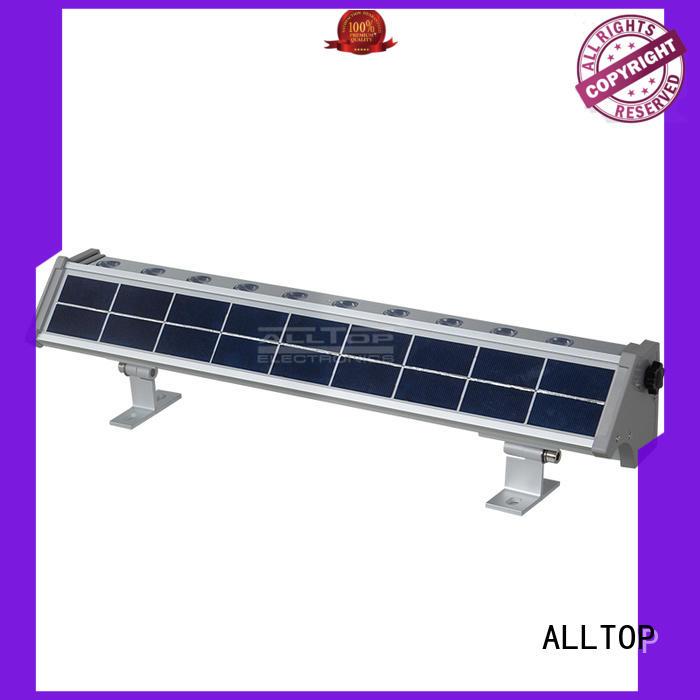 aluminum solar led wall lamp high quality for concert ALLTOP