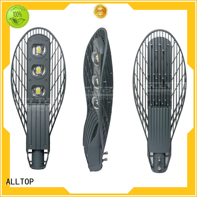 ALLTOP automatic 50w led street light supplier for workshop