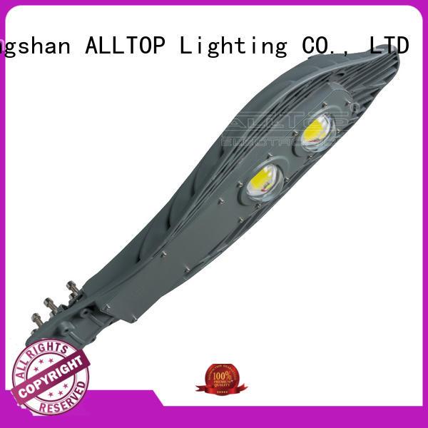 led street light price sensor die casting led street luminary ALLTOP Brand