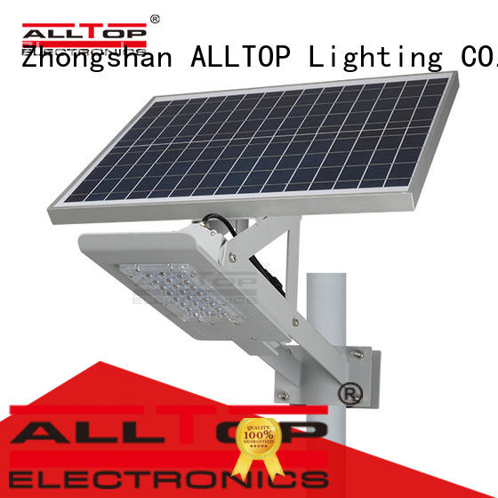 solar street light manufacturer selling lighting light ALLTOP Brand solar street lamp